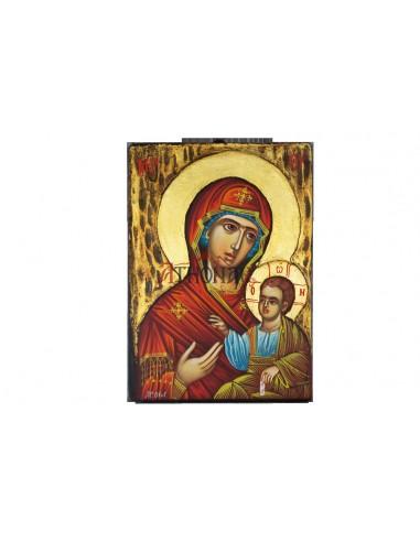 Παναγία η Πορταΐτισσα (χρυσή)