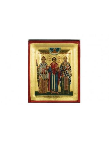 Άγιος Νικόλαος, Άγιος Παντελεήμων και Άγιος Σπυρίδων