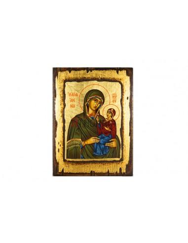 Αγία Άννα με την Παναγία
