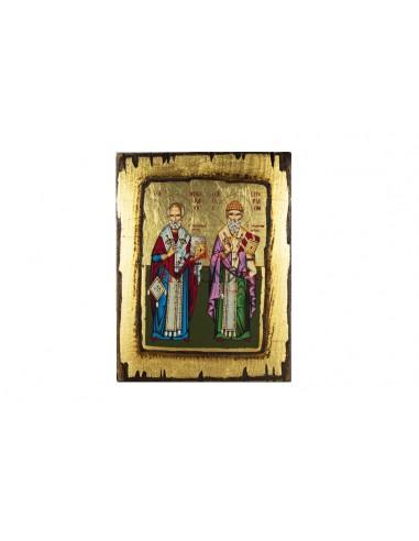Άγιος Νικόλαος και Άγιος Σπυρίδων