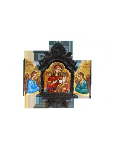 Παναγία Παντάνασσα (τρίπτυχο)