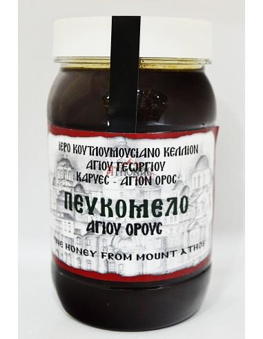 Μέλι Πευκόμελο, Αγίου Όρους